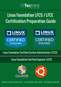Linux Foundation LFCS and LFCE Certification Preparation Guide