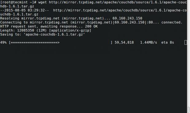 Download Apache Couchdb