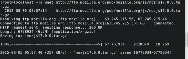 Download Mozilla SpiderMonkey