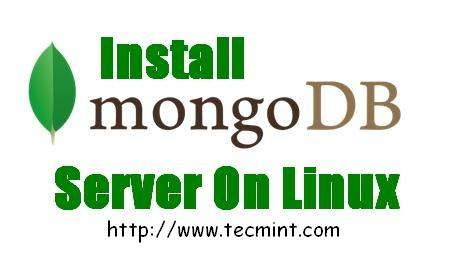 Install MongoDB in Linux