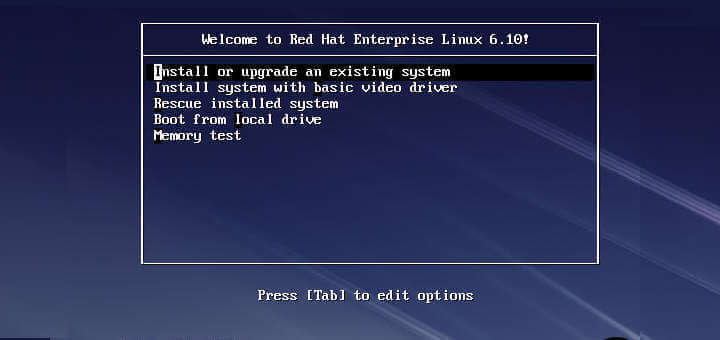 Download and Install RHEL 6 for Free