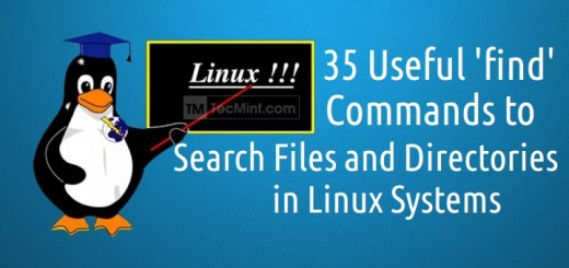 Find Files in Linux