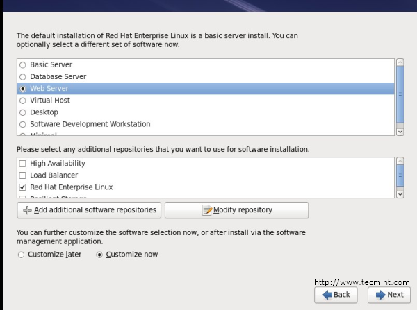 RedHat Enterprise Linux 6 Installation Guide with Screenshots