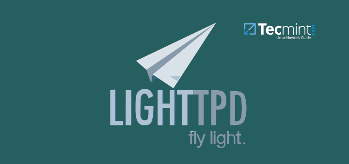 Install Lighttpd with PHP-FPM on CentOS 7