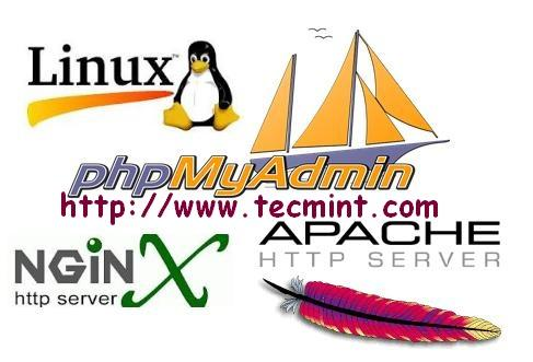 Install PhpMyAdmin for Apache or Nginx