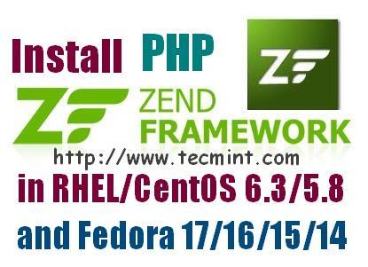 Install Zend Framework in Linux