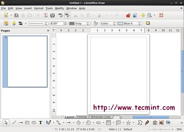 LibreOffice Drawing