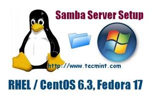 Samba Server Setup