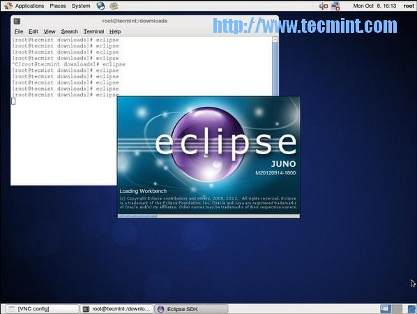 Start Eclipse SDK