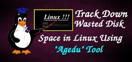 Track Linux Disk Usage