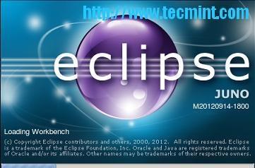Install Eclipse SDK Juno