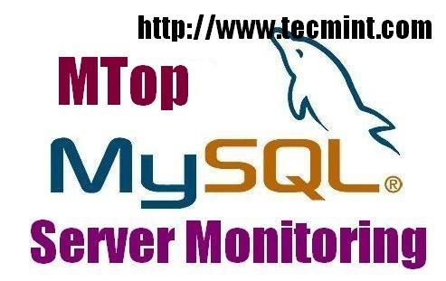Mtop MySQL Monitoring