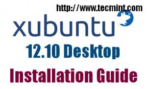 Xbuntu 12.10 Installation Guide
