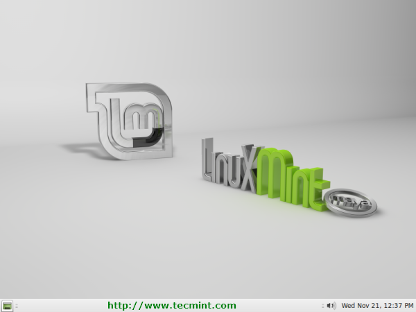 Preparation of Linux Mint 13