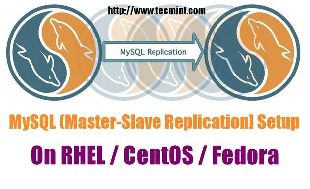 mysql replication in Linux