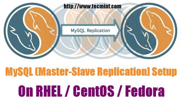 mysql replication in Linux