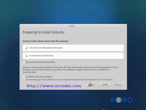 Installing Xubuntu 12.10
