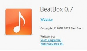 Install BeatBox Media Player