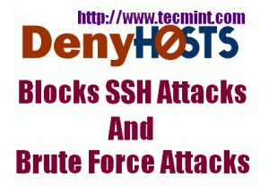 Block SSH attacks