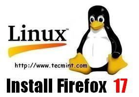 Install Firefox 17 in Ubuntu