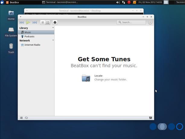 Install BeatBox Player in Xubuntu