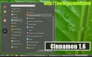 Install Cinnamon Desktop
