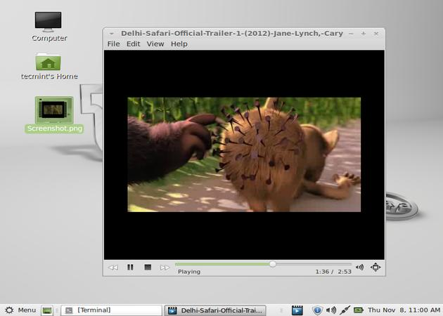 mplayer 2012