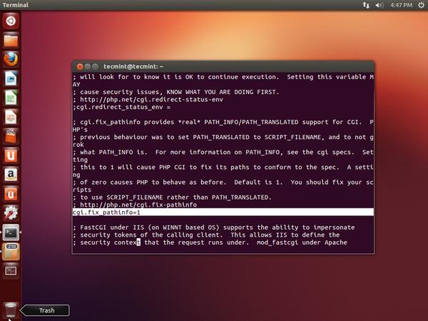 Enable FastCGI Support in Ubuntu