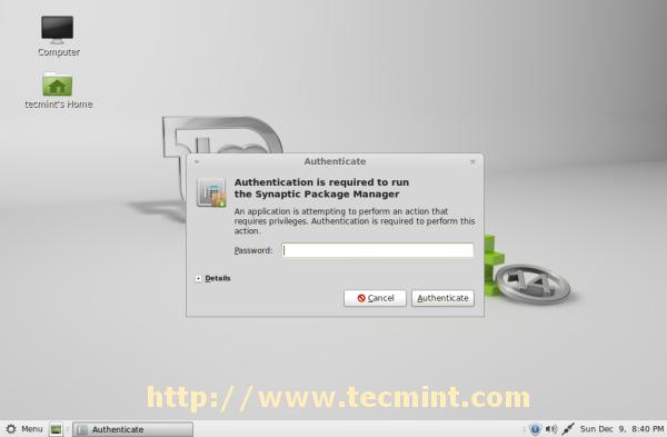 XFCE Desktop Installation Guide for Linux Mint 14