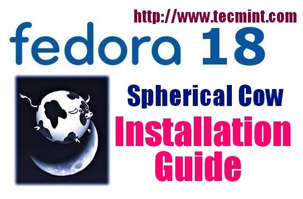 Fedora 18 Installation Guide