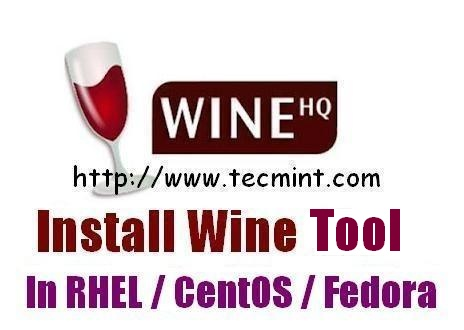 Wine 1 6 2 Stable Released – Install in RHEL, CentOS and
