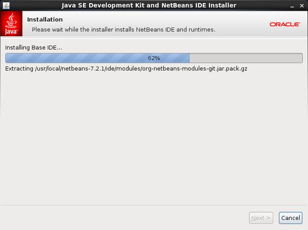 Installing Base IDE