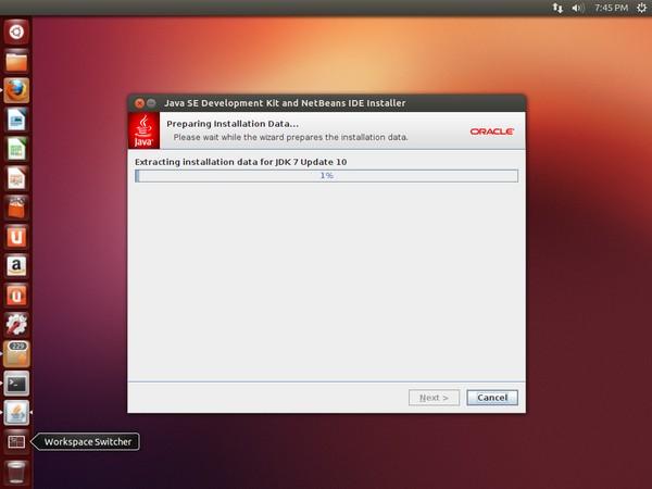 NetBeans JDK 7 Update
