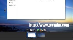 Pear Linux Desktop Icons