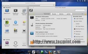Pear Linux Tweak