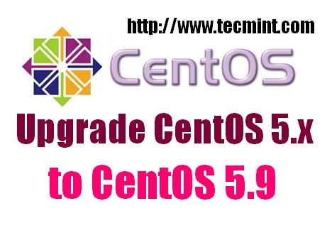 update centos to 5.9