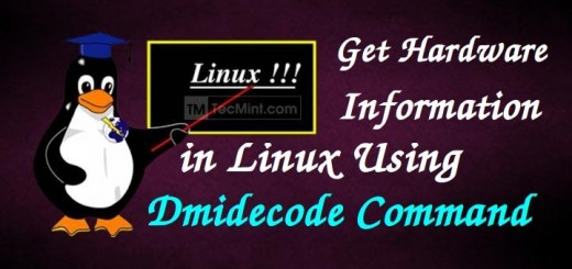How to Check Hardware Information in Linux