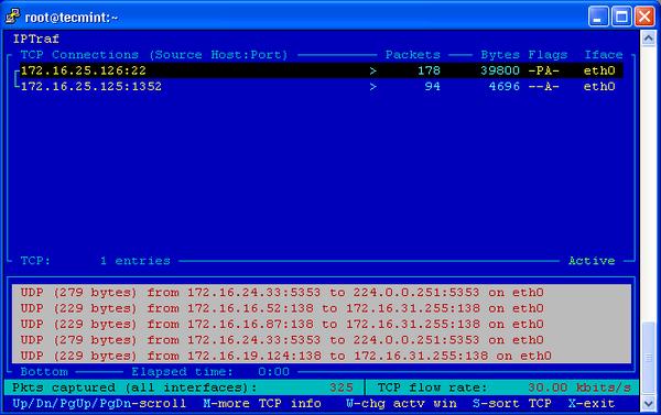 IP Traffic Monitor