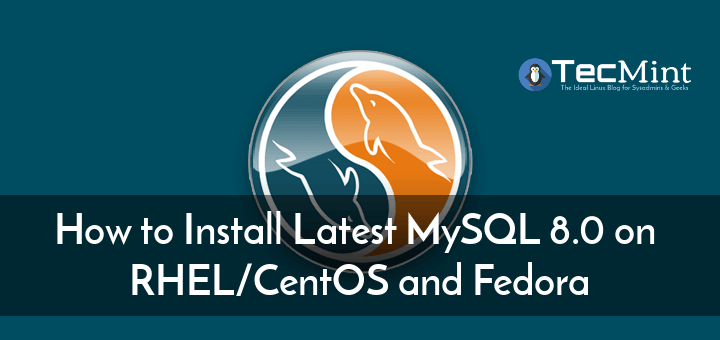 Install Latest MySQL in CentOS