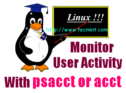 Linux User Activity Monitoring