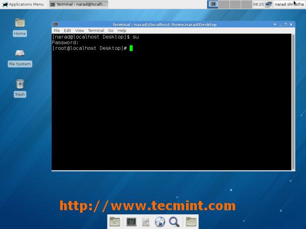 Yum Update on Fedora 18