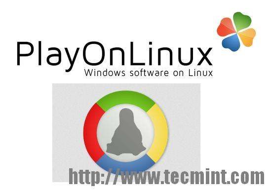 Install PlayOnLinux In Linux