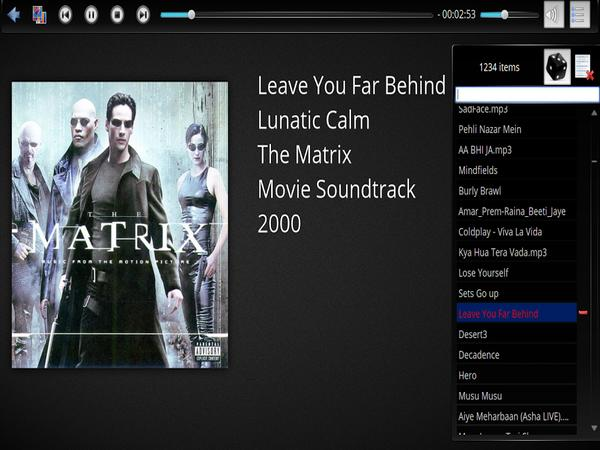 Plasma Media Center Image 5