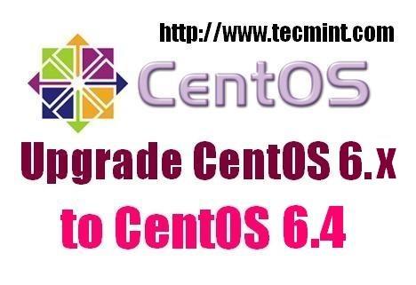 Upgrade CentOS
