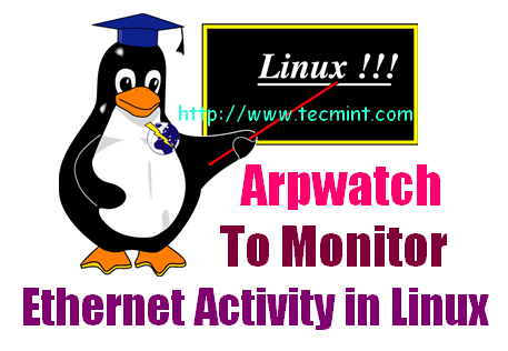 Install Arpwatch in Linux