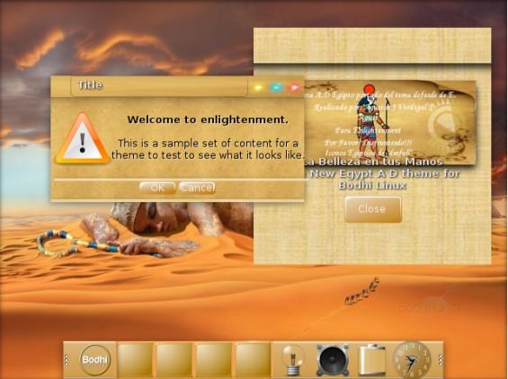 Egypt Theme