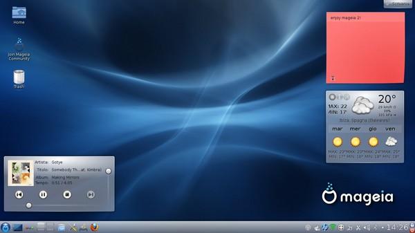 Mageia Linux