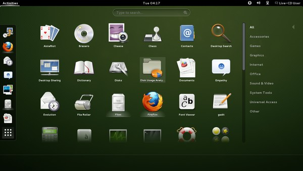 OpenSuse Linux