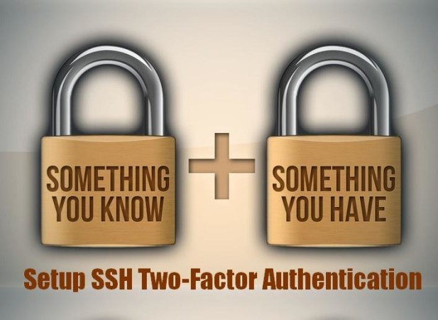 SSH Two Factor Authentication