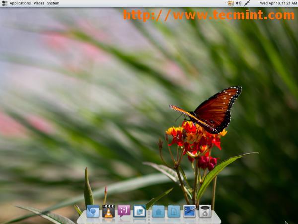 Fuduntu 2013.2 Desktop